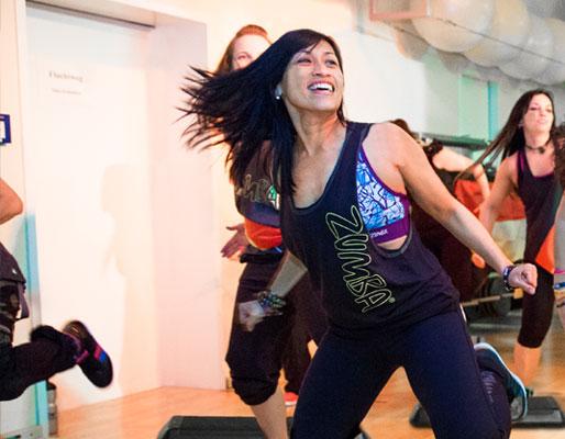 Zumba Classes - Dance fitness classes