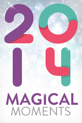 2014 Zumba Magical Moments